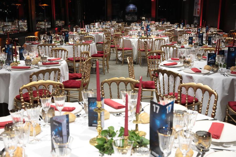 Le Yacht - Espace Saint Germain 1er étage - Soirée gala entreprise