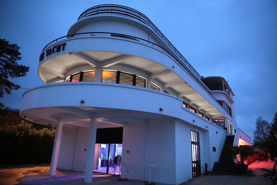 Le Yacht - Espace Saint Germain Le Yacht en soirée