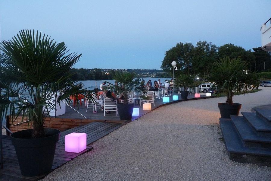 Le Yacht - Espace Saint Germain le Yacht en terrasse