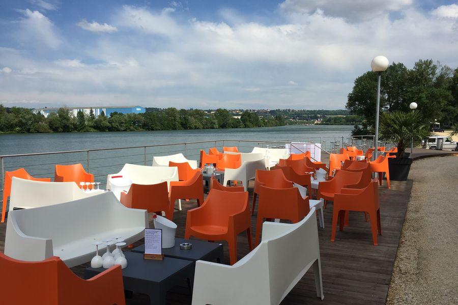 Le Yacht - Espace Saint Germain le yacht la terrasse