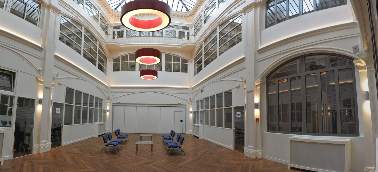 Atrium Saint-Germain Atrium (RDC)