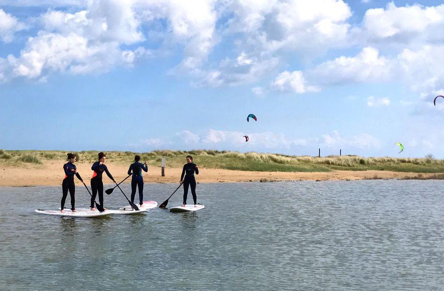 Kite Office Activités