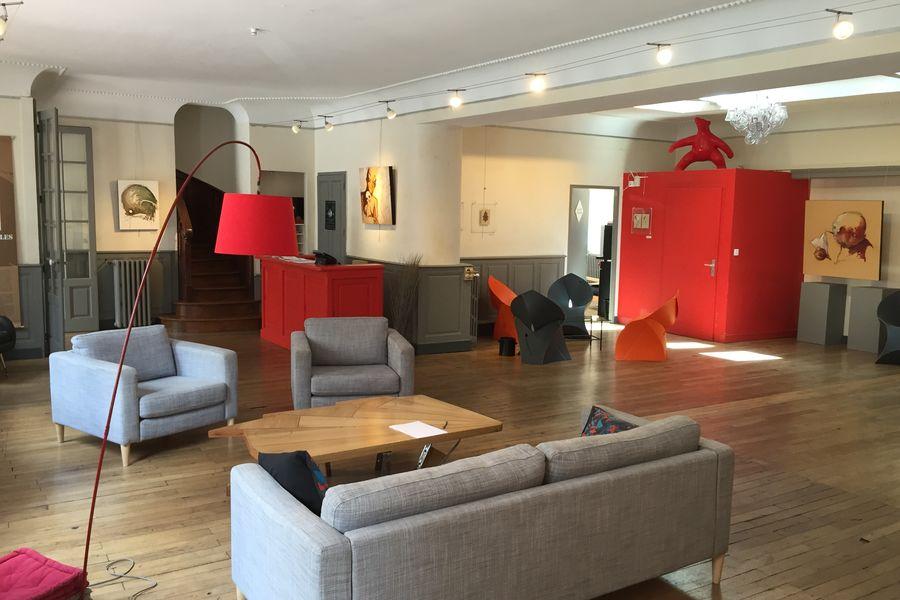 Le Phare Espace Galerie