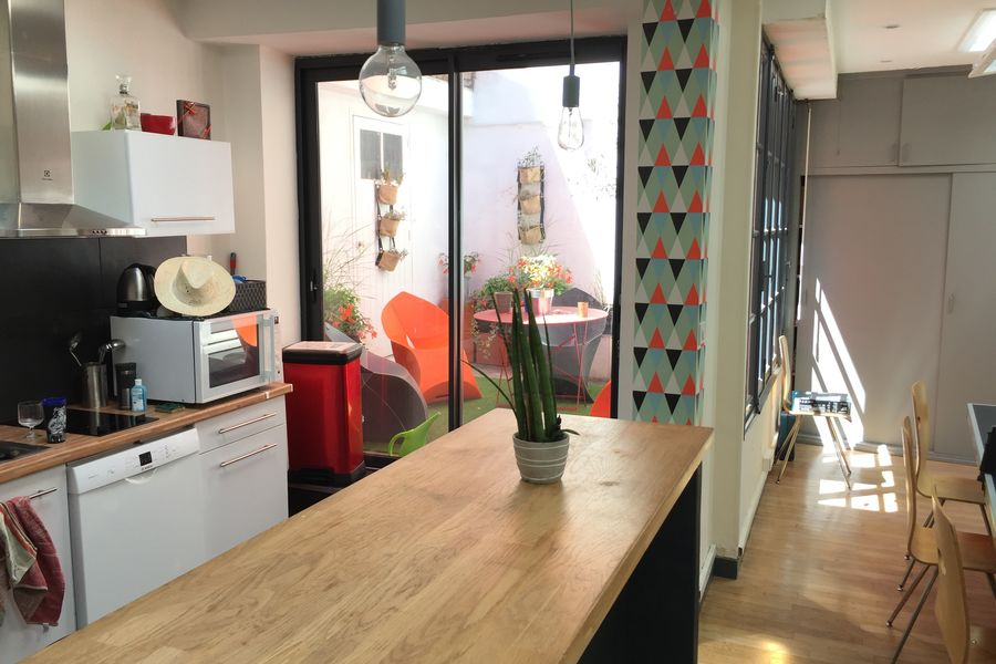 Le Phare Cuisine / Terrasse