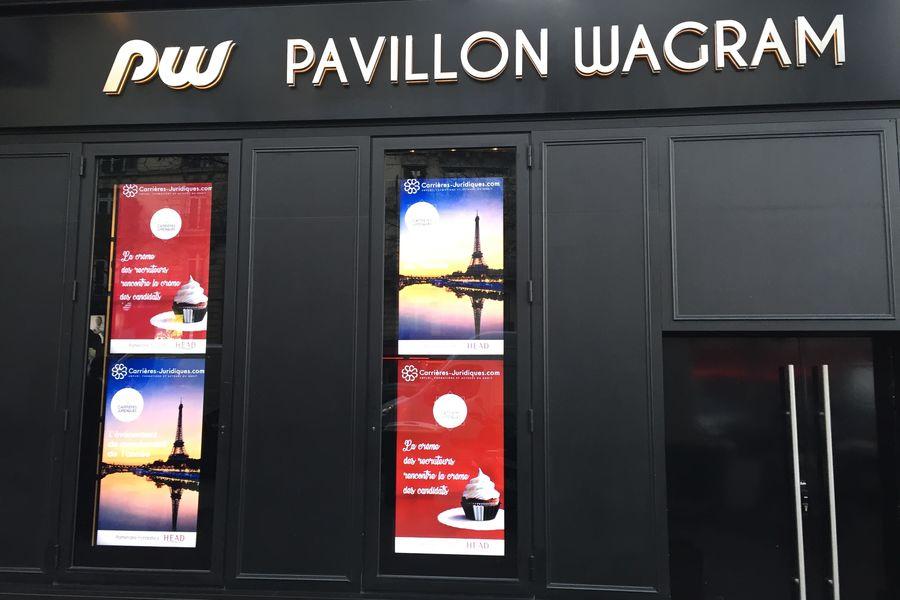 Pavillon Wagram 100