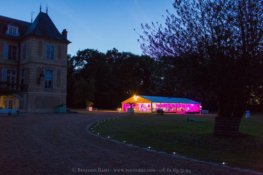 Château de Vaugrigneuse Le Pavillon de l'Étang