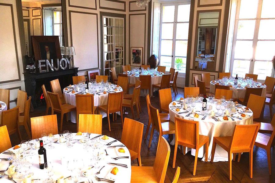 Château de Vaugrigneuse Le Grand Salon