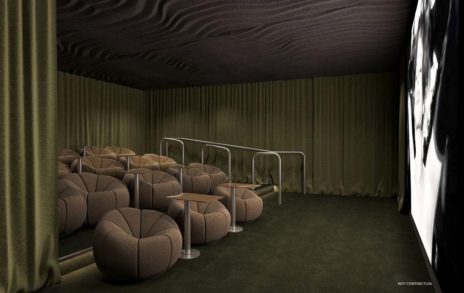 Pullman Paris Centre Bercy **** Expérience cinéma