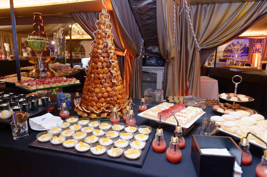Domaine le Lyon Vert Buffet de desserts
