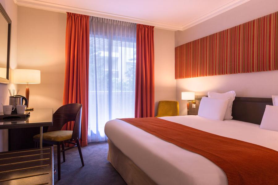 Hôtel Paris Boulogne **** Chambre