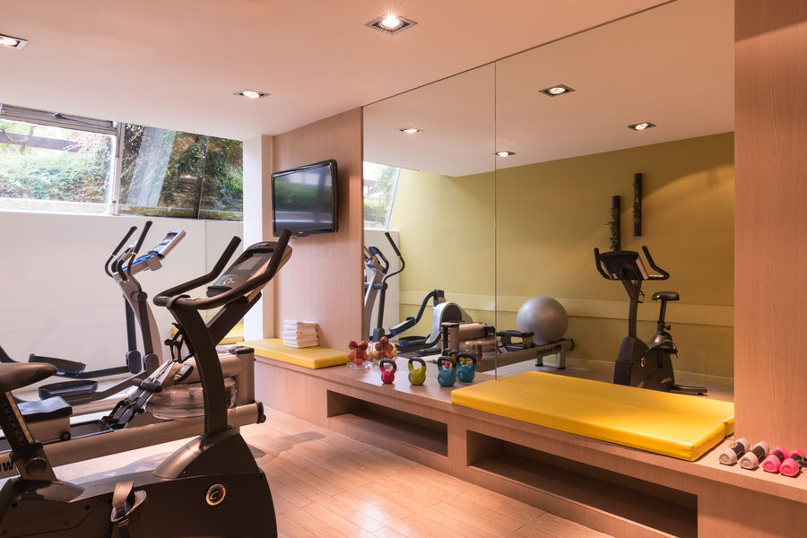 Hôtel Paris Boulogne **** Salle de fitness