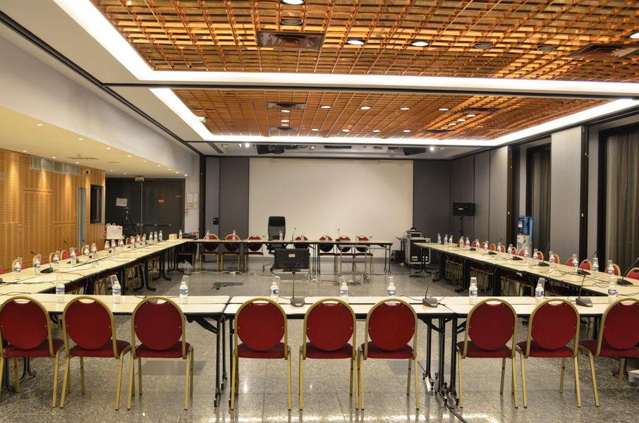 Espace Moncassin Salon Mozart pour conseil d'administration