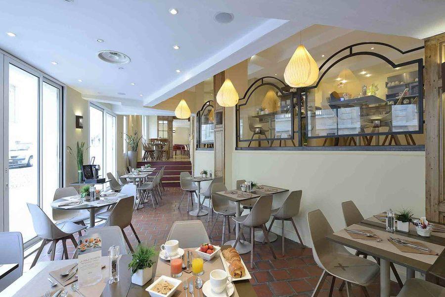 Mercure Avignon Centre Palais des Papes Restaurant