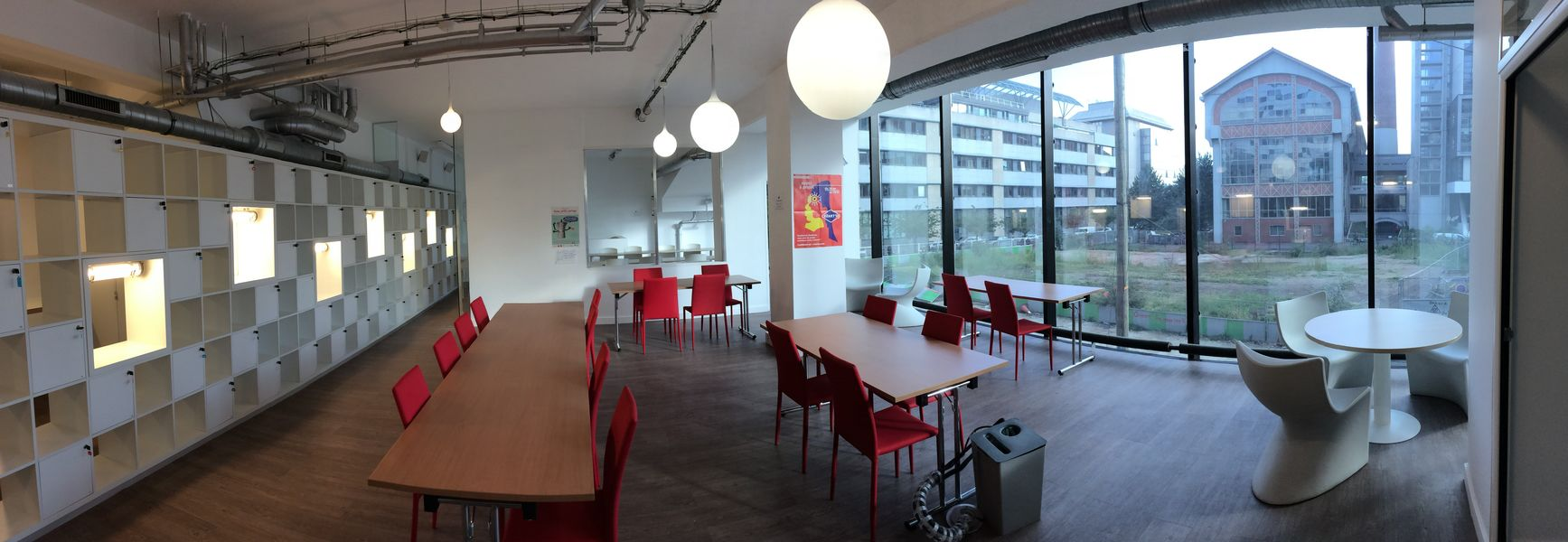 ESS'pace Coworking Privatisation du coworking