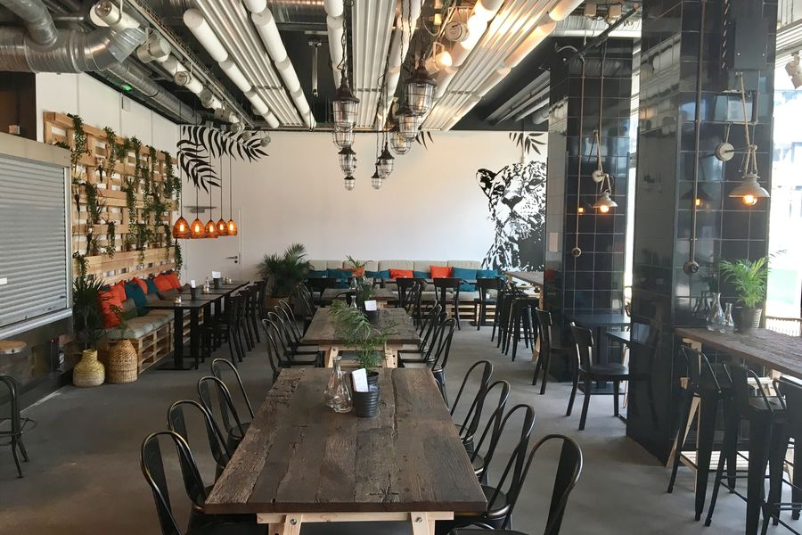 ESS'pace Coworking Le bar-restaurant