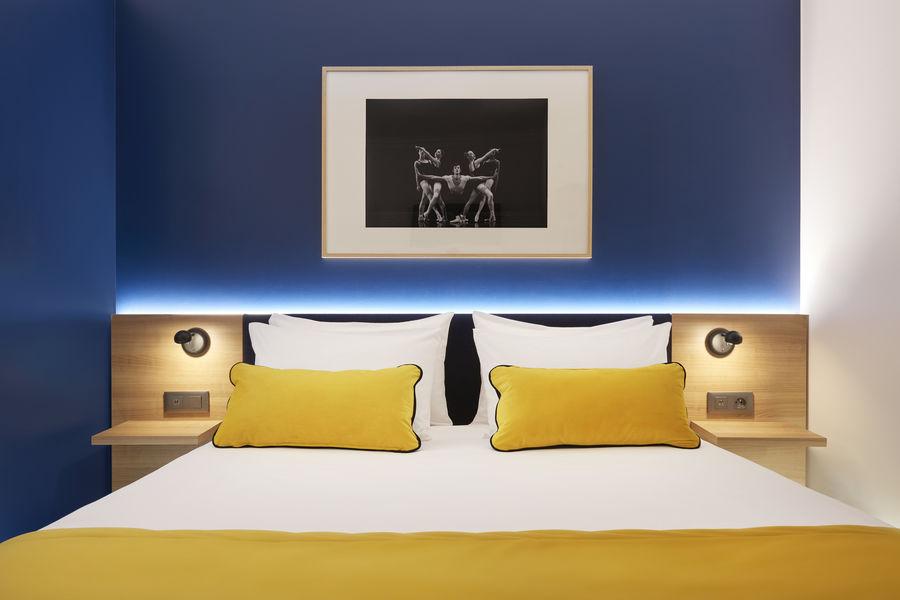 Timhotel Berthier Paris XVII *** Chambre Deluxe - entèrement rénovée 2018