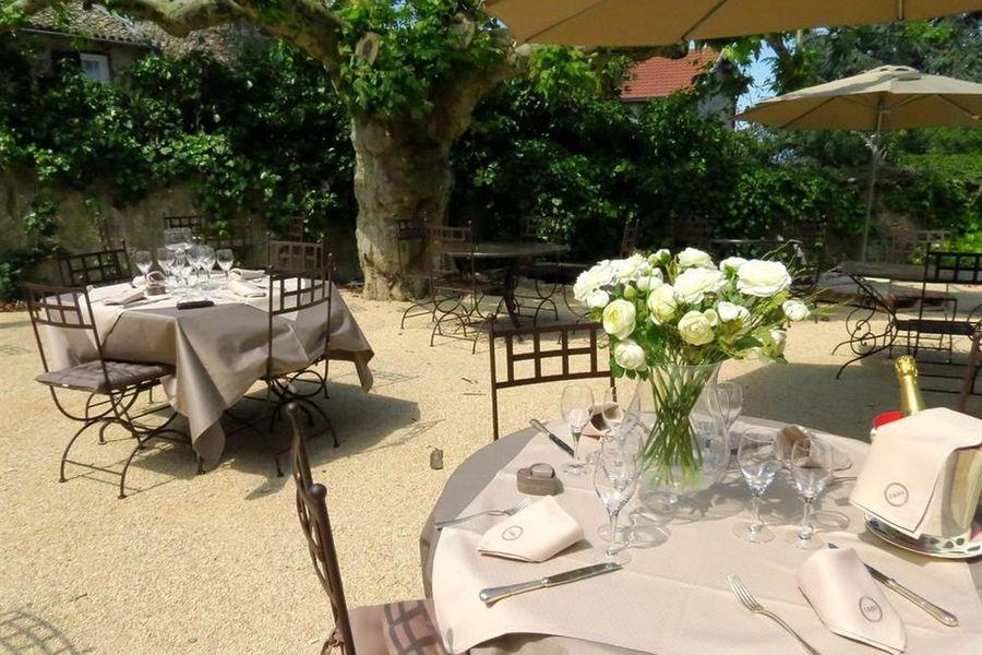 Charme & Business Hôtel Lyon **** Terrasse