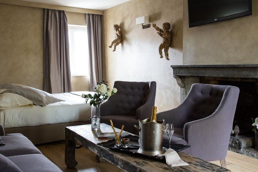 Charme & Business Hôtel Lyon **** Chambre