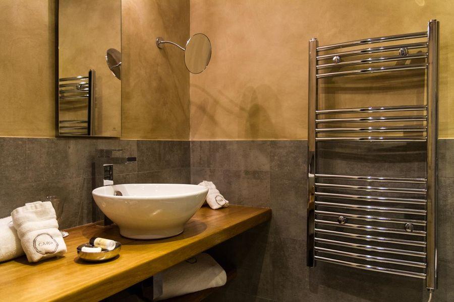 Charme & Business Hôtel Lyon **** Salle de bain