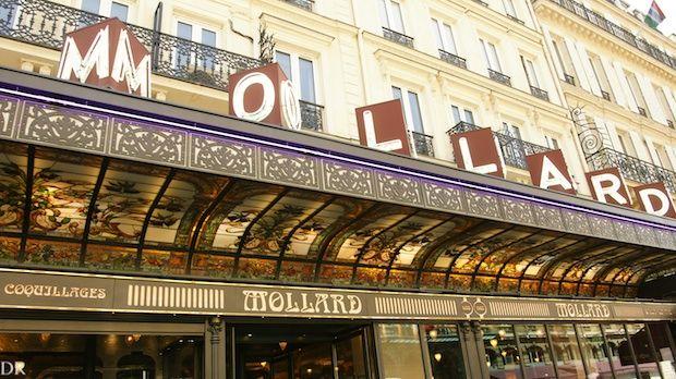 Timhotel Opéra Madeleine *** Brasserie Mollard