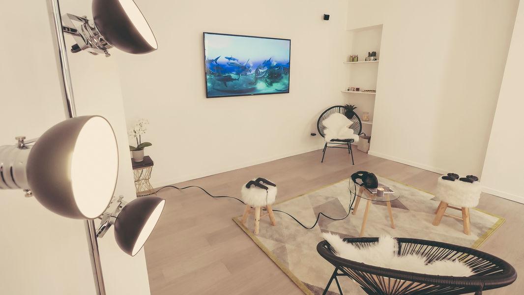 La Rive Lyon Game Room