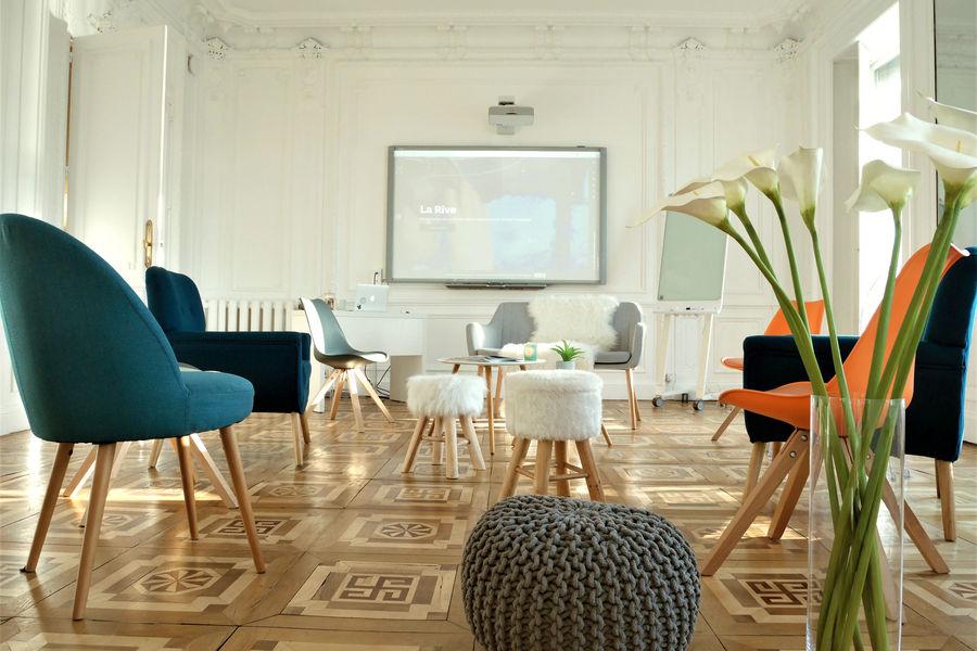 La Rive Lyon i.Room