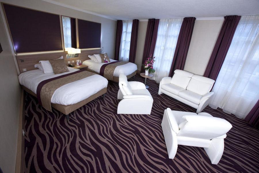 Crowne Plaza Toulouse Chambre
