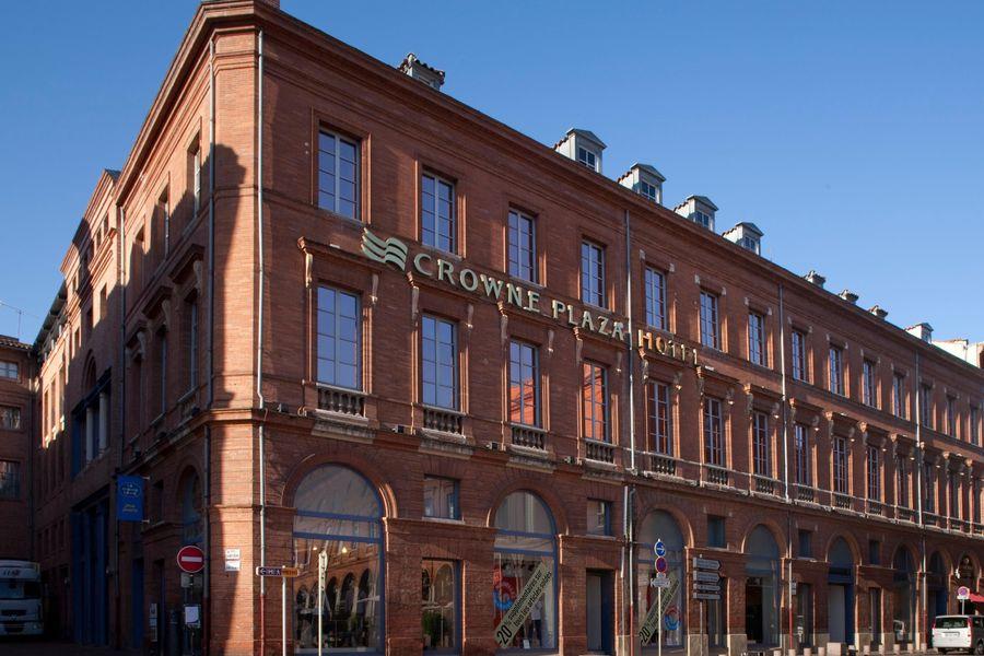 Crowne Plaza Toulouse Façade