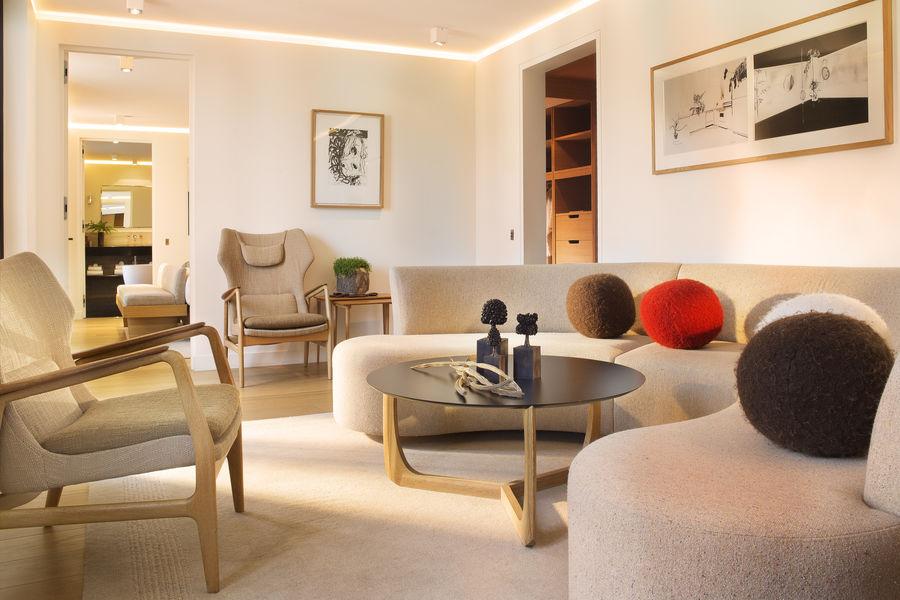 Salon événementiel Suite Marignan Champs-Elysées