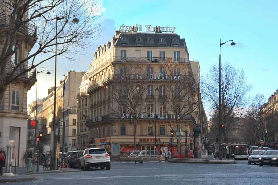 Deskeo Paris Haussman Batîment
