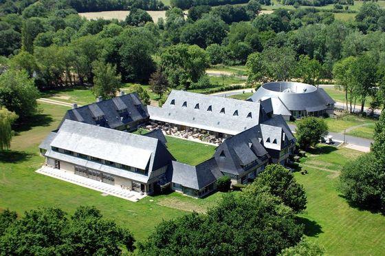 Salle séminaire  - Les Manoirs de Tourgeville ****