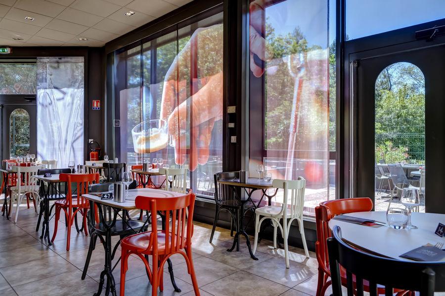 Hôtel Ibis Lyon Gerland Musée des Confluences *** Restaurant Ibis Kitchen