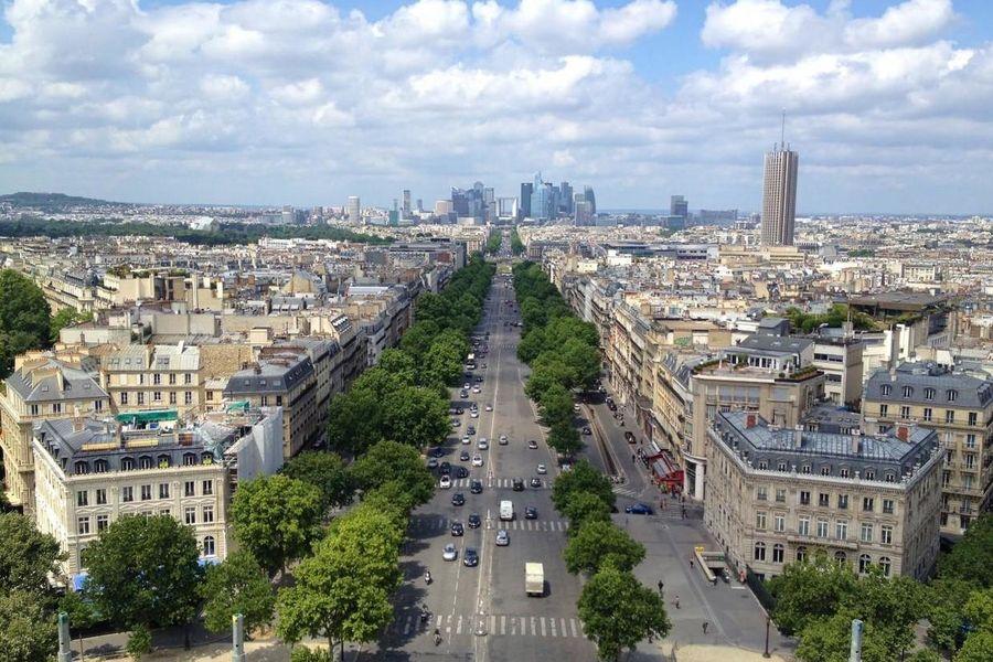 Hôtel Hyatt Regency Paris Étoile **** Hotel vue de l'extérieur