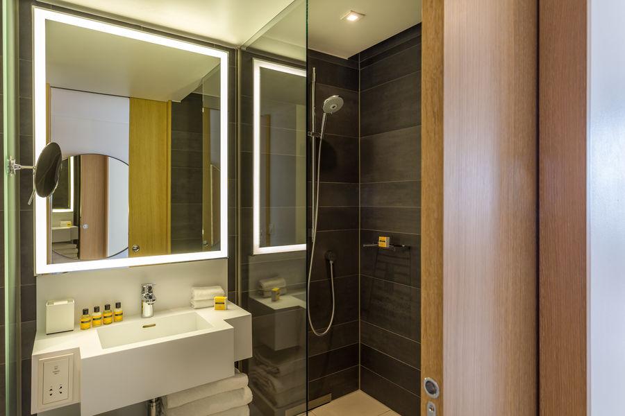 Hôtel Hyatt Regency Paris Étoile **** Salle de bain