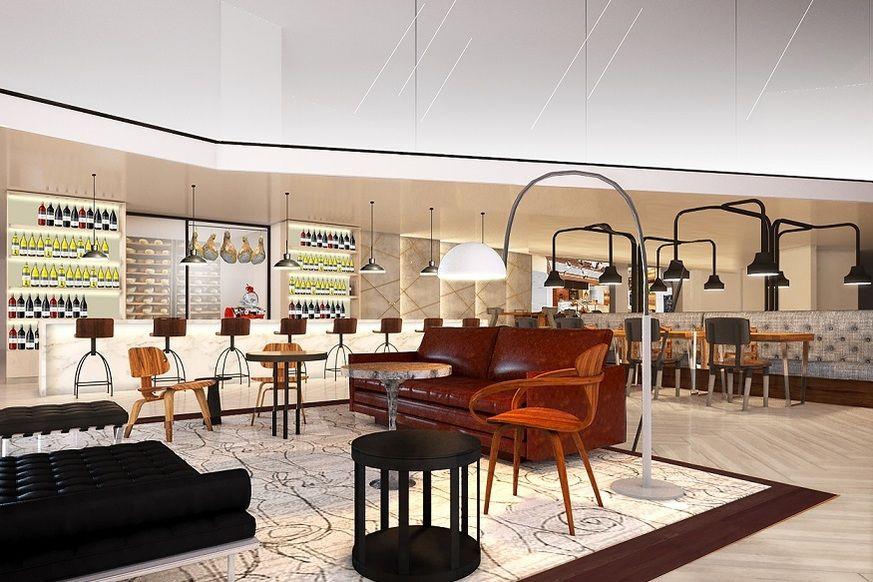 Hôtel Hyatt Regency Paris Étoile **** Hôtel Restaurant MAYO - Restaurant, Bar et AfterWork