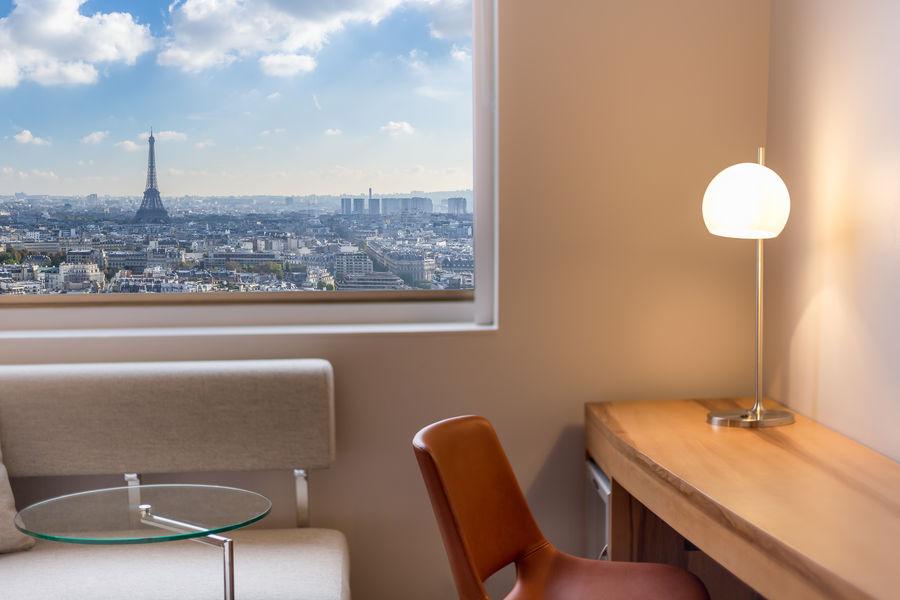 Hôtel Hyatt Regency Paris Étoile **** Chambre Deluxe - Espace de travail