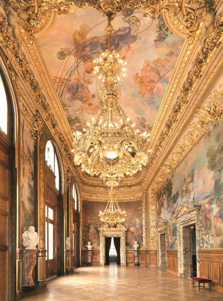 L'Opéra Comique Le Foyer