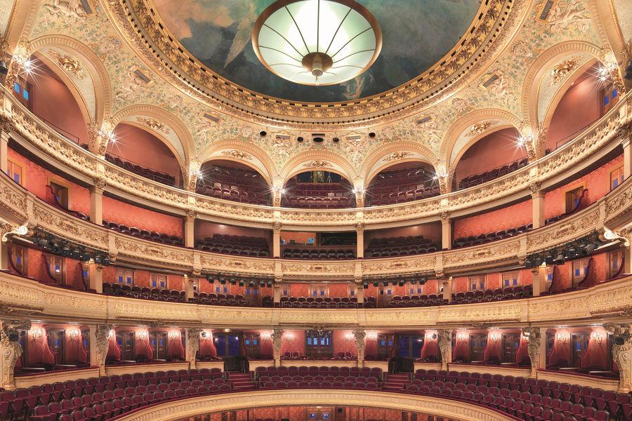 L'Opéra Comique Salle FAVART