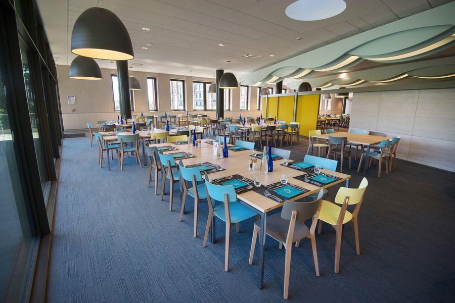 Maubreuil Séminaires Le restaurant - 400 places
