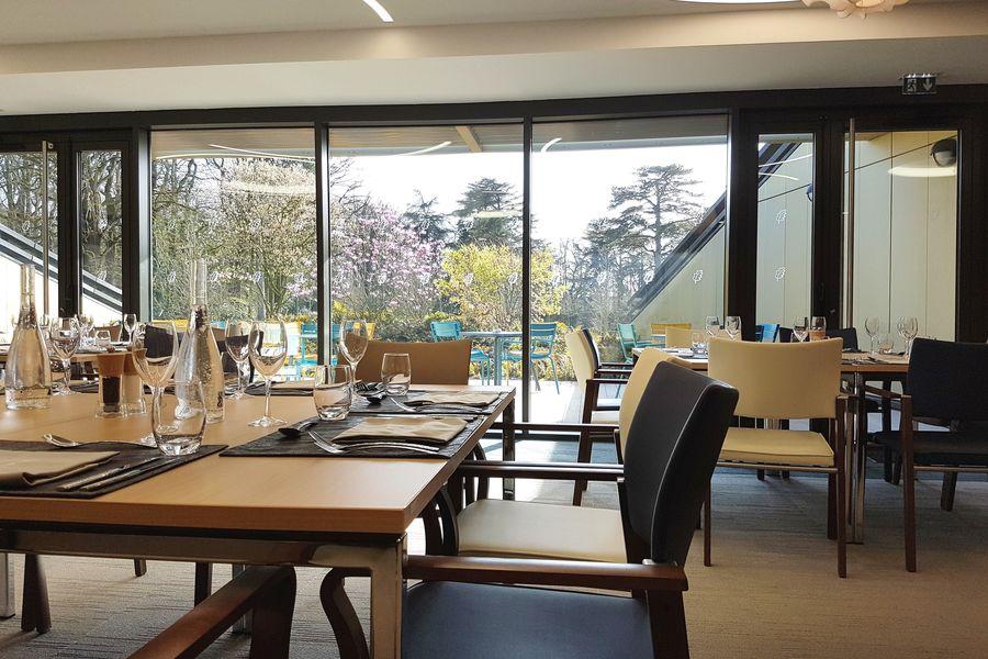 Maubreuil Séminaires La salle à manger - 50 places