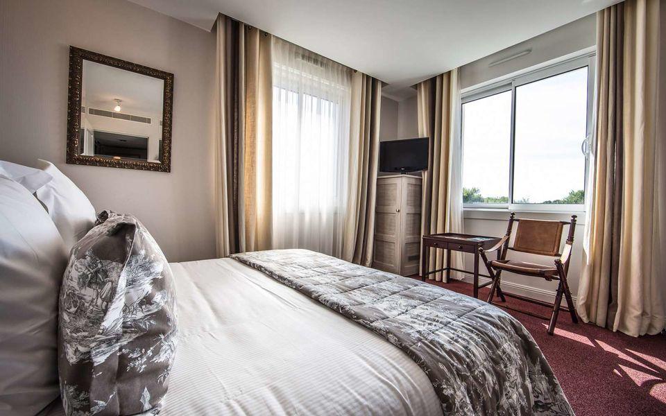 Hôtel & Résidence La Réserve **** Chambre