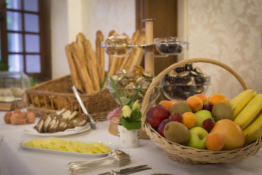 Le Relais des Landes *** petit-déjeuner