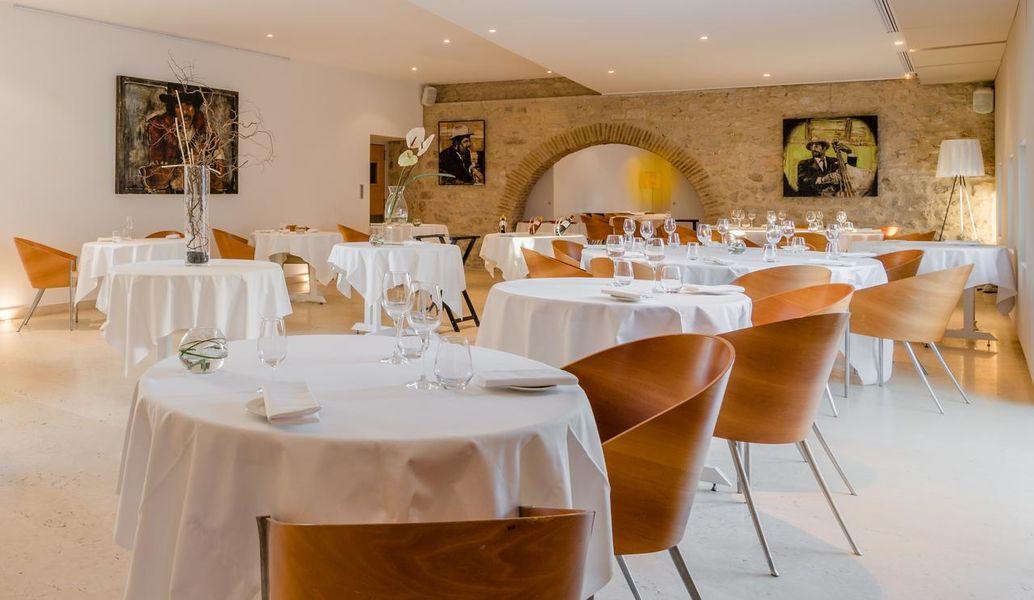 Château de Salettes Restaurant