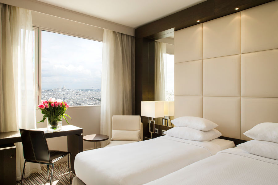 Hôtel Hyatt Regency Paris Étoile **** Chambre Standard