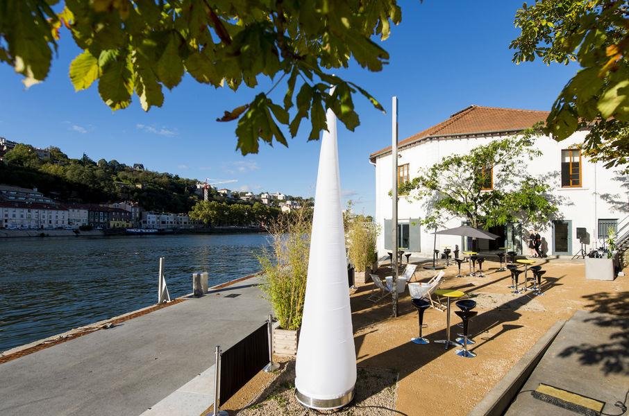 L'Embarcadère Terrasse - 150m² - Cocktail