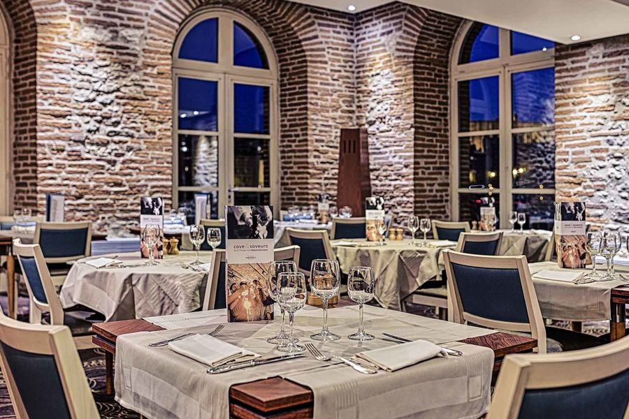 Hotel Mercure Albi Bastides **** Restaurant