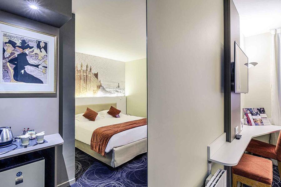 Hotel Mercure Albi Bastides **** Chambre