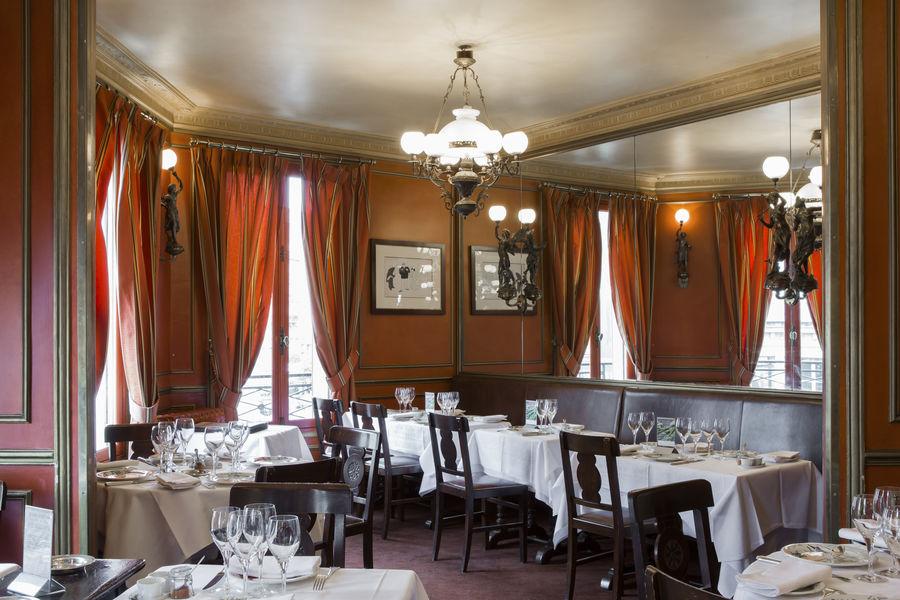 Chez Georges Salon privé Maillot-Péreire