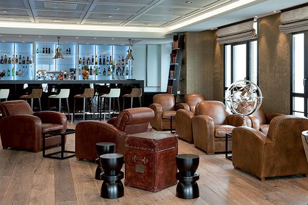 Hôtel & Spa Le Nouveau Monde**** Bar