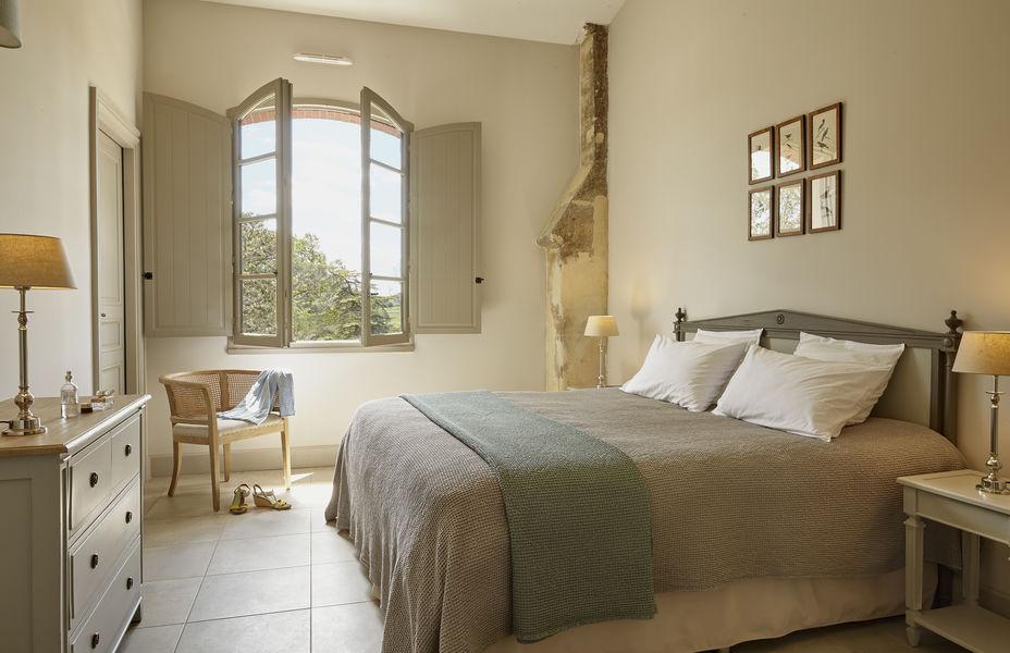 Domaine St Pierre de Serjac Chambre d'une maison 3 chambres/3 salles de bain